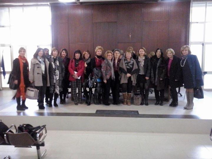 Il gruppo docenti partecipanti