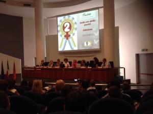 Premiazione- Roma Università Roma tre