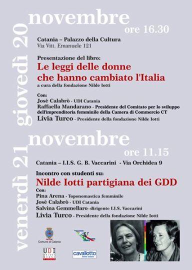 locandina incontro 14 novembre